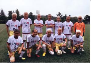 80歳サッカー